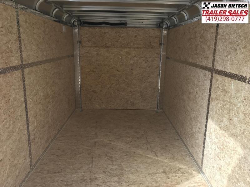 2019 Legend Manufacturing 7x19 DVN Enclosed Cargo Trailer... STOCK# 1317350