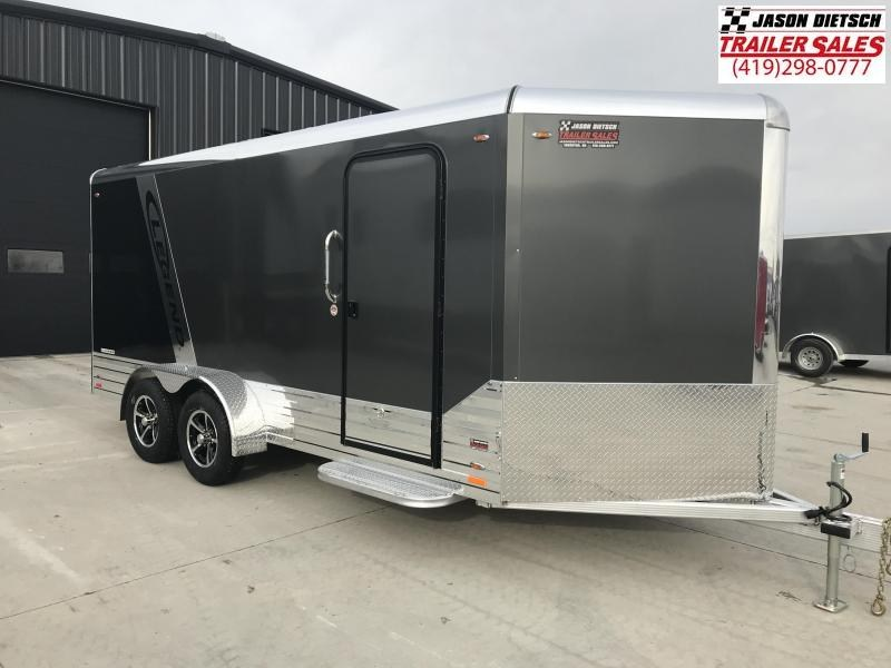 2019 Legend Manufacturing 7x19 DVN Enclosed Cargo Trailer... STOCK# 1317350