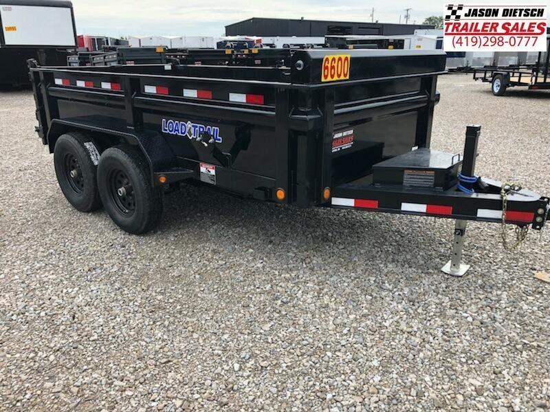 2019 Load Trail DT 72x12 Tandem Axle Dump Trailer....Stock#LT-170691