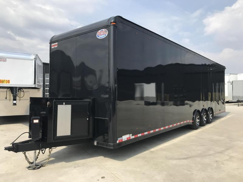 2017 United Trailers USH-8.536TR70 Car / Racing Trailer