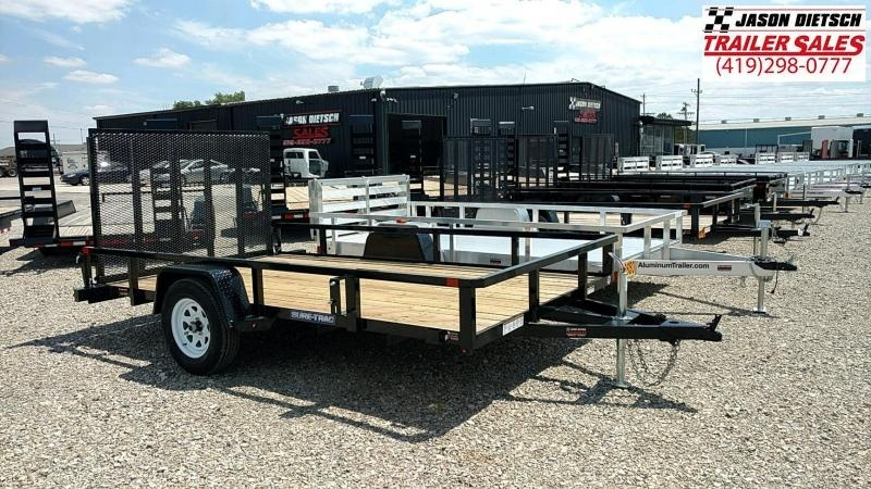 2018 Sure-Trac 7X12 Tube Top Utility....Stock# ST-220856