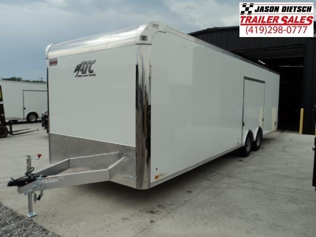 2020 ATC RAVAB 8.5X28 CAR HAULER.... STOCK # AT-219108