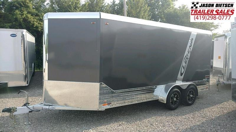 2019 Legend Manufacturing 7x19 DVNTA35 Extra Height Enclosed Cargo Trailer... STOCK# 317273