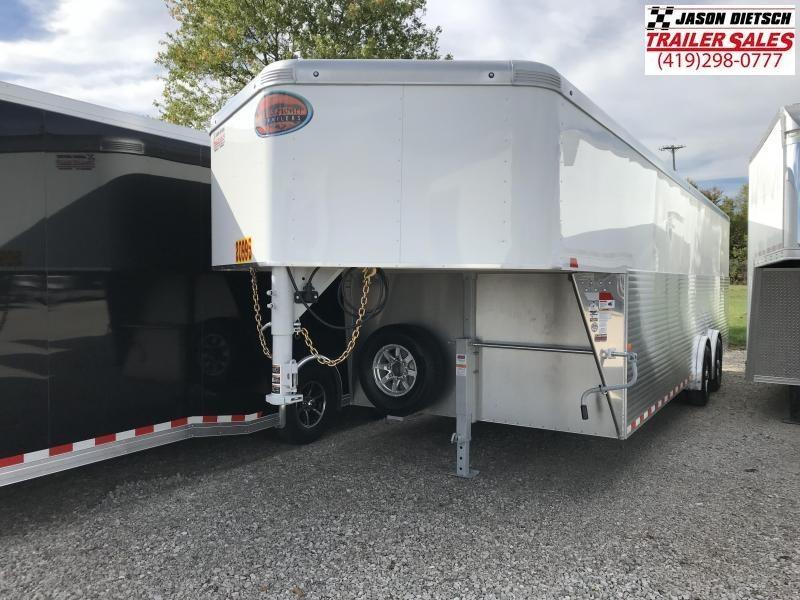 2019 Sundowner Trailers 8x32 Enclosed Cargo Trailer.... STOCK# SD-CA2902