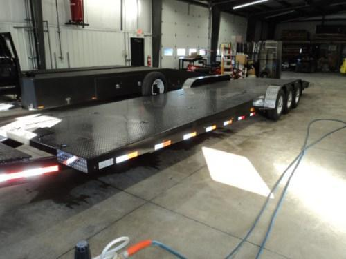 2018 Imperial 35' Open Car / Racing Trailer Stock# 372224