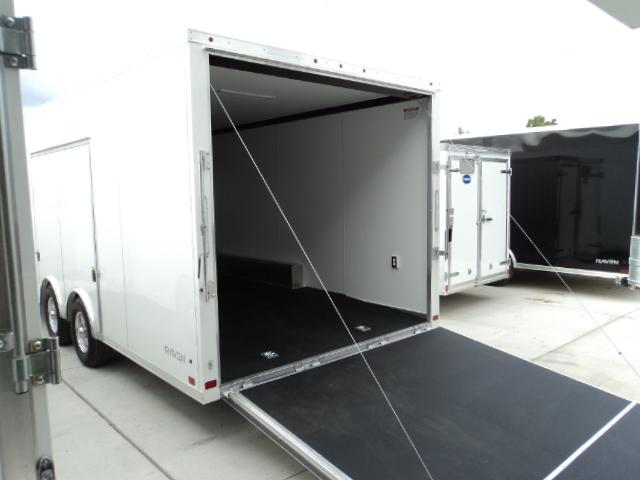 2017 ATC 8.5X24 Carhauler PLUS....STOCK # AT-9357