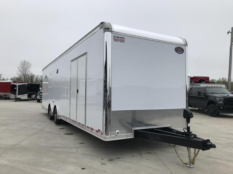 2019 United Trailers 8.5X32 Car / Racing Trailer....STOCK UN-166318