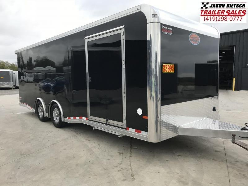 2019 Sundowner Trailers 8.5X28 Car / Racing Trailer....CA2900