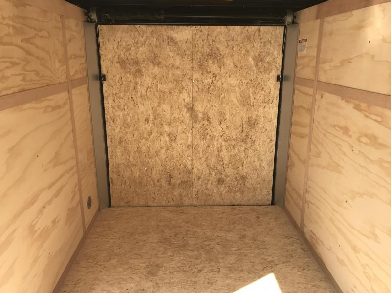 2020 United XLV 6X10 V-Nose Slant Enclosed Cargo Tr....Stock# UN-168222