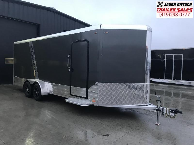 2019 Legend Manufacturing 7X23 DVN Enclosed Cargo Trailer....STOCK LG-317366