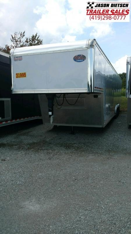 2019 United Trailers 8.5X40 SUPER HAULER Car / Racing Trailer....STOCK# UN-167726