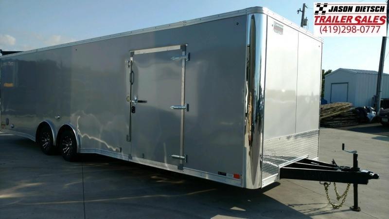 2020 United Trailers XLT 8.5X28 STANDARD HEIGHT Car / Racing Trailer....STOCK# UN-166494