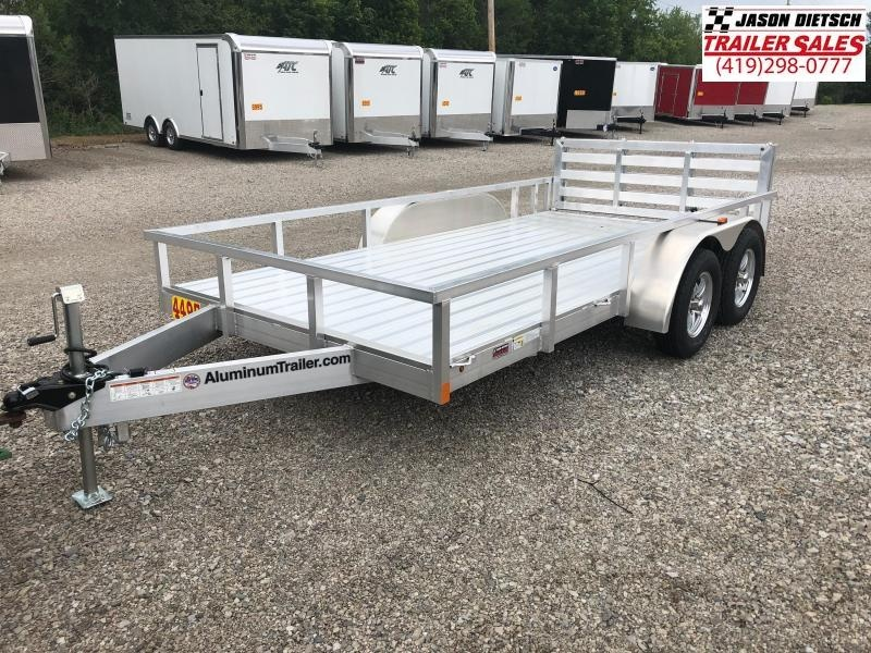 2019 ATC 7X14 Utility Trailer....STOCK# AT-214768