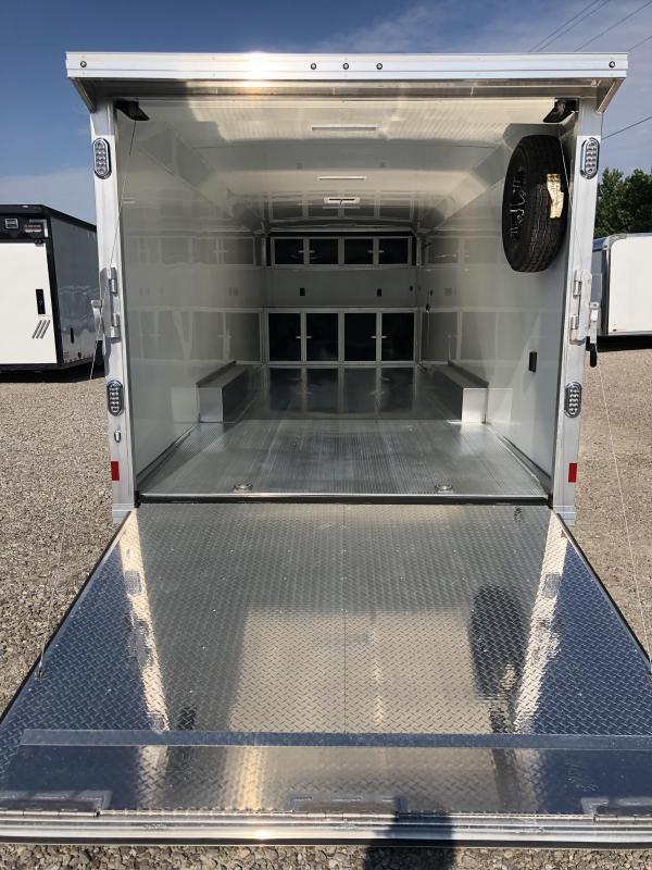 2019 Sundowner Trailers 8.5X28 Car / Racing Trailer....CA2683