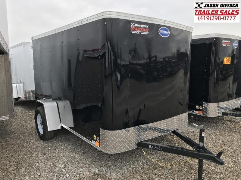 2020 United Trailers XLE-610SA30-S Enclosed Cargo Trailer
