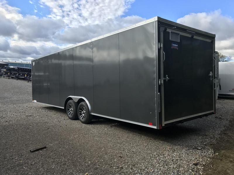 2019 United Trailers XLT 8.5X28 Car / Racing Trailer....STOCK# UN-164068