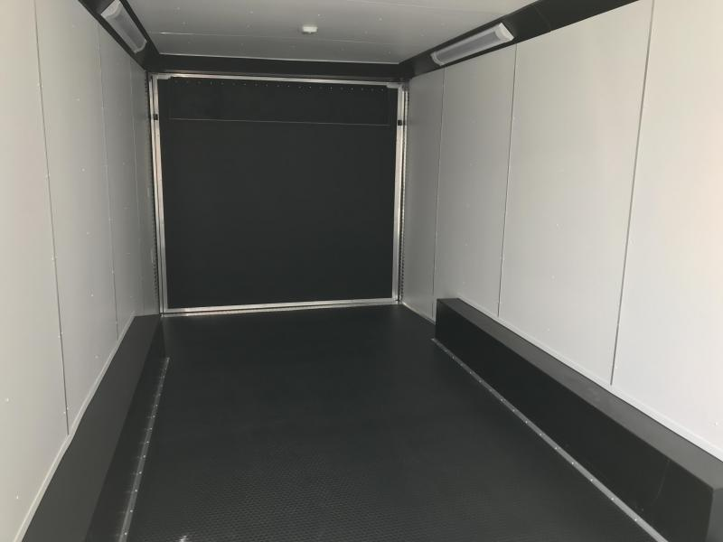 2019 United Trailers UXT 8.5X24 Enclosed Cargo Trailer... STOCK# UN-166227