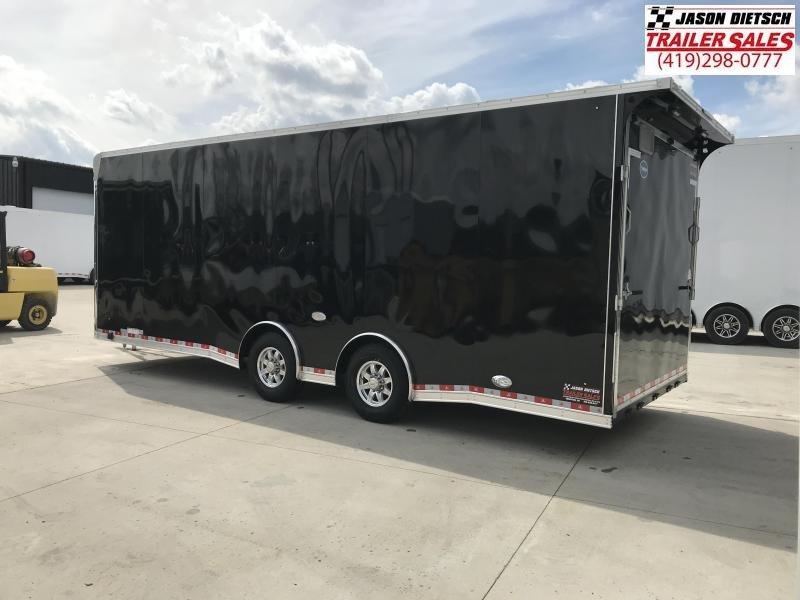 2019 United Trailers UXT 8.5X24 Enclosed Cargo Trailer... STOCK# UN-166227