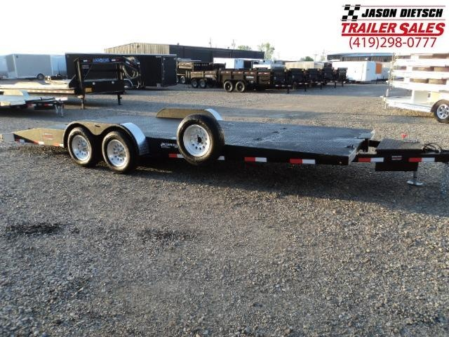 2018 Imperial 23' Open Car / Racing Trailer Stock# 372222