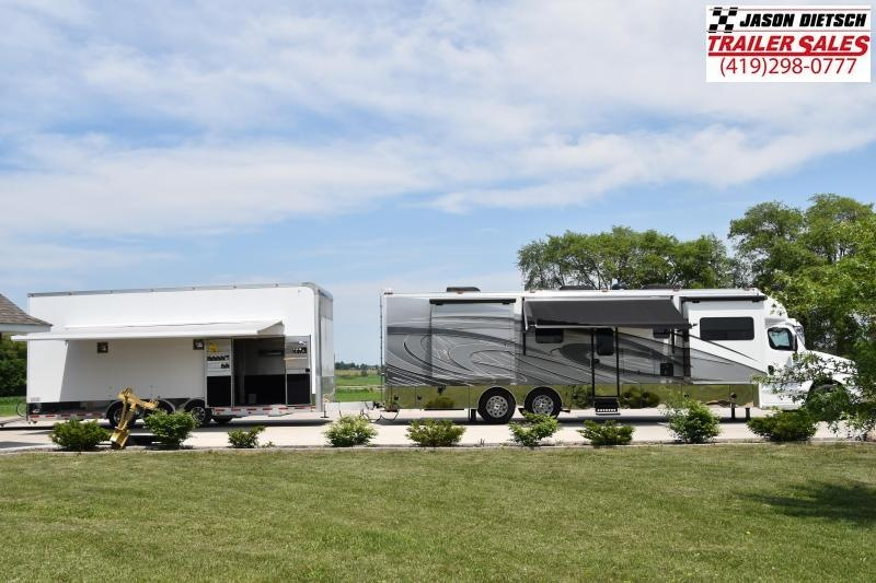2017 Renegade Motorhome Class C RV AND ATC STACKER