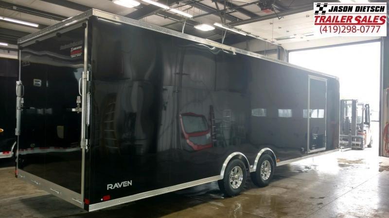 2020 ATC 8.5X28 Car / Racing Trailer....STOCK # AT-219125