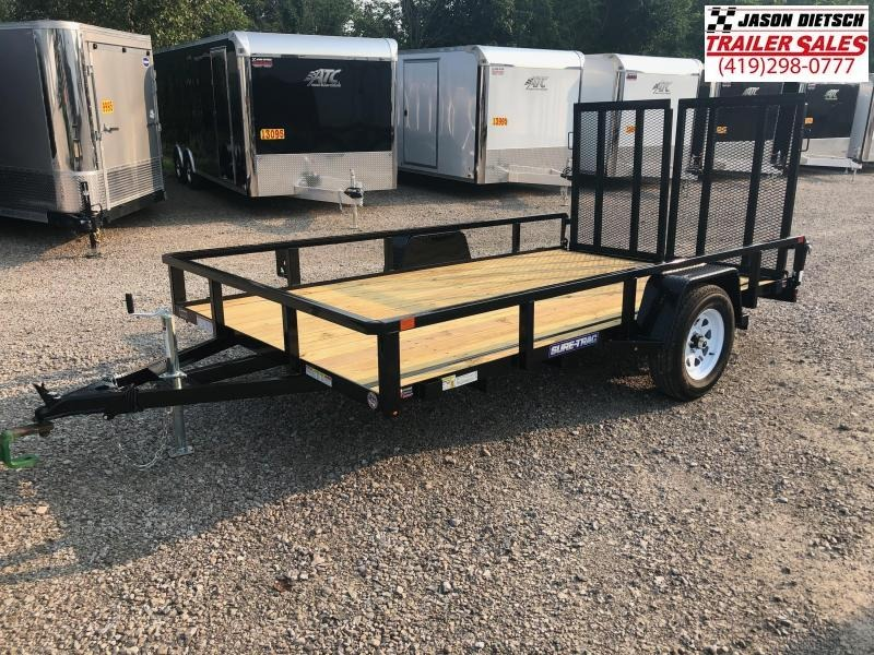 2019 Sure-Trac 7X12 Tube Top Utility....Stock# ST-249507