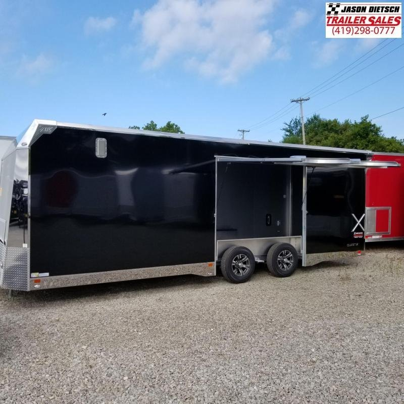 2020 ATC QSXAB85240-2T5.2K Car / Racing Trailer