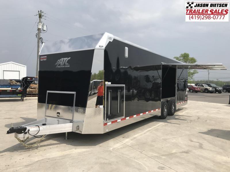 2020 ATC QSXAB85240-2T5.2K Car / Racing Trailer