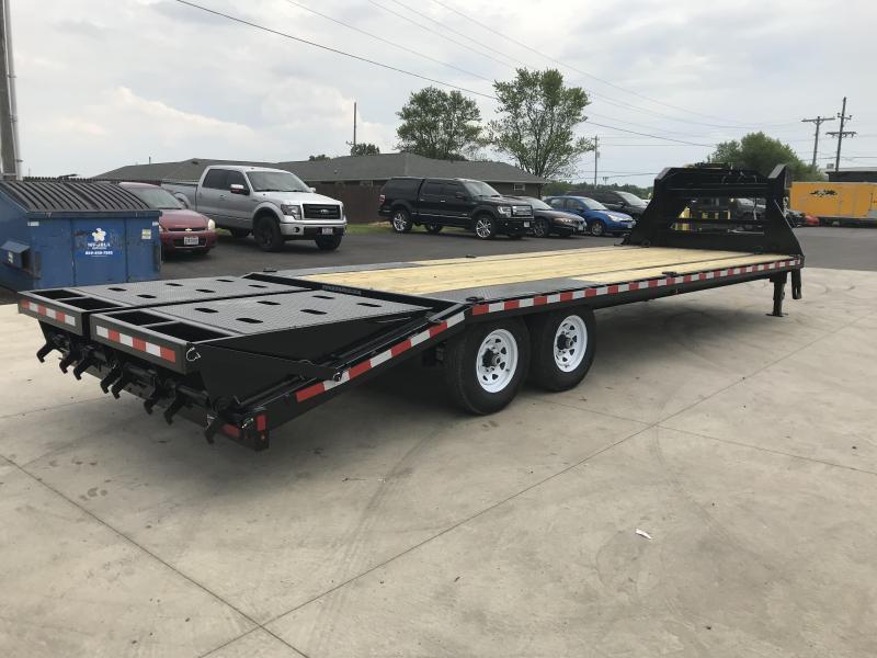 2018 Sure-Trac 8.5X20+5 Low Pro Deckover Tandem....Stock# ST-240481