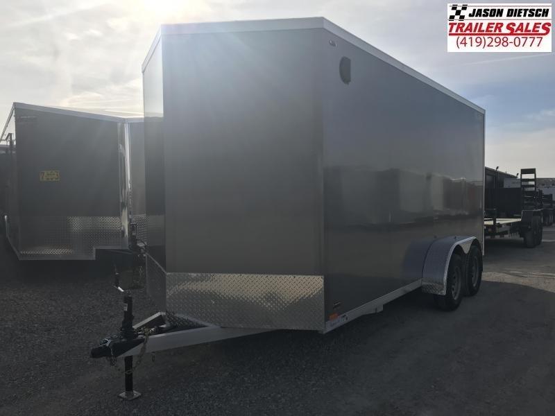 2019 Legend Manufacturing 7X18 TV Enclosed Cargo Trailer....STOCK# LG-1317337