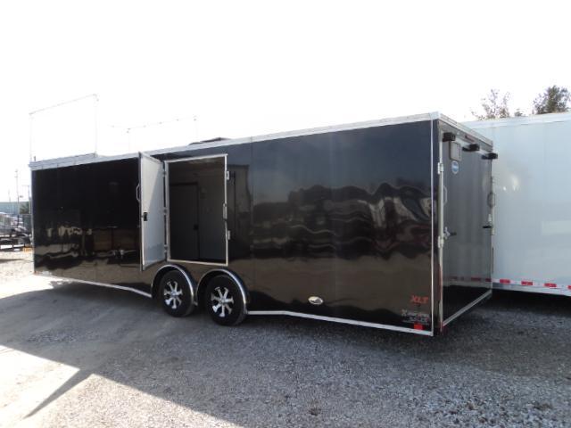United Trailer XLT 8.5x28 Enclosed Carhauler....Stock#UN-7042