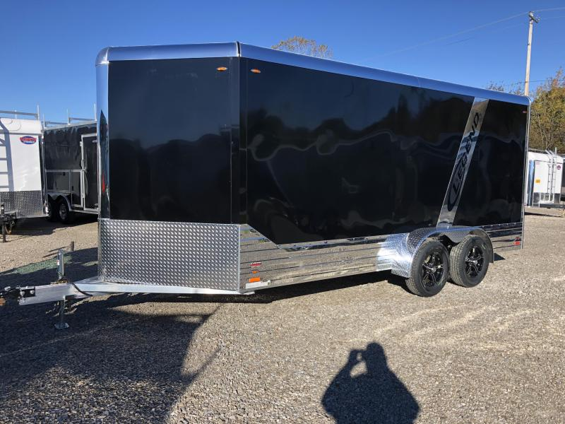 2018 Legend Manufacturing 7x19 DVN EXTRA HEIGHT Enclosed Cargo Trailer... STOCK# 317353