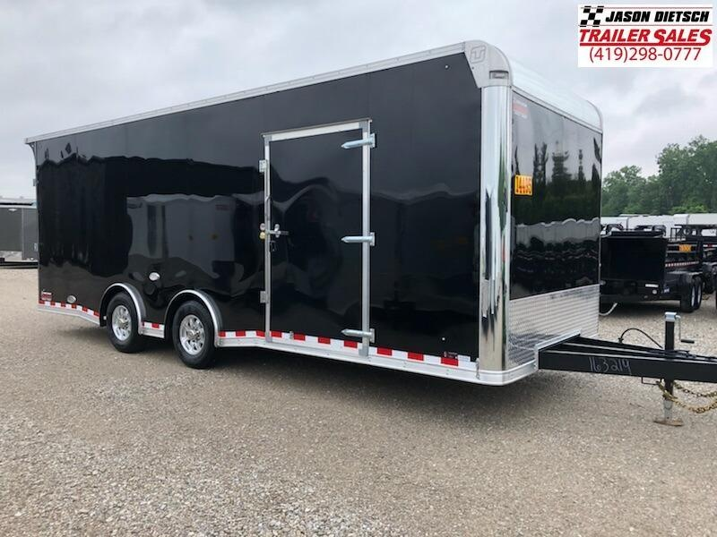 2019 United Trailers UXT 8.5X24 Enclosed Cargo Trailer... STOCK# UN-163219