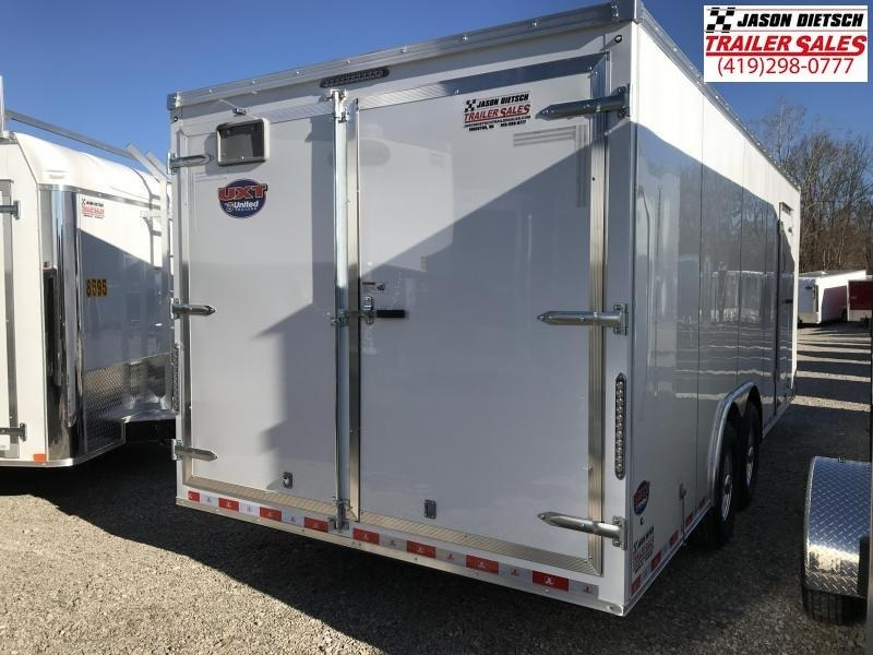 2020 United Trailer UXT 8.5x20 Enclosed Trailer....Stock#UN-168503