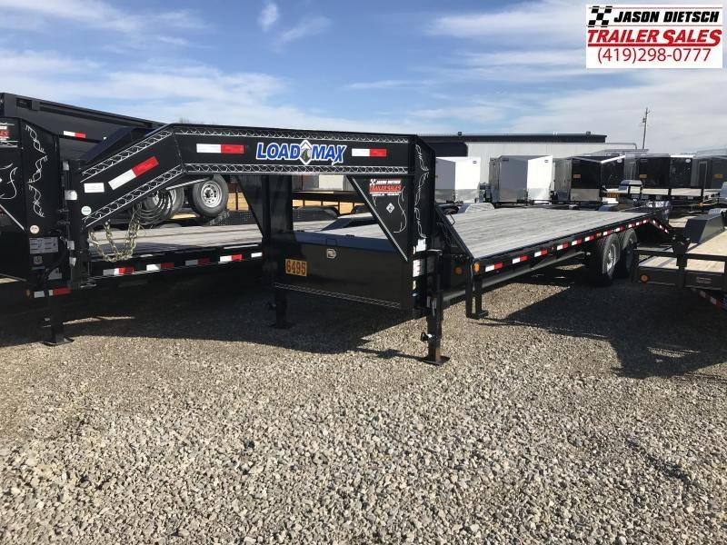 2017 Load Trail GH 102x25 Heavy Duty Gooseneck Trailer....Stock#LT-28178