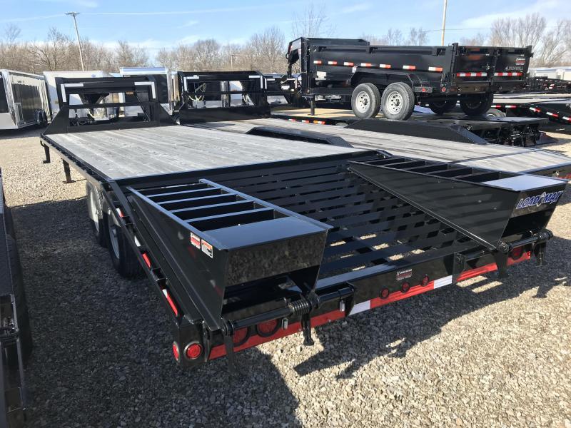 2017 Load Trail GH 102x25 Heavy Duty Gooseneck Trailer....Stock#LT-28178