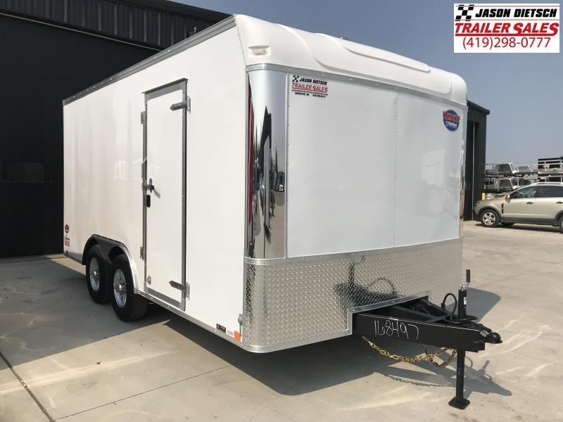 2020 United Trailer UXT 8.5X16 Enclosed Cargo Trailer....Stock# UN-168497