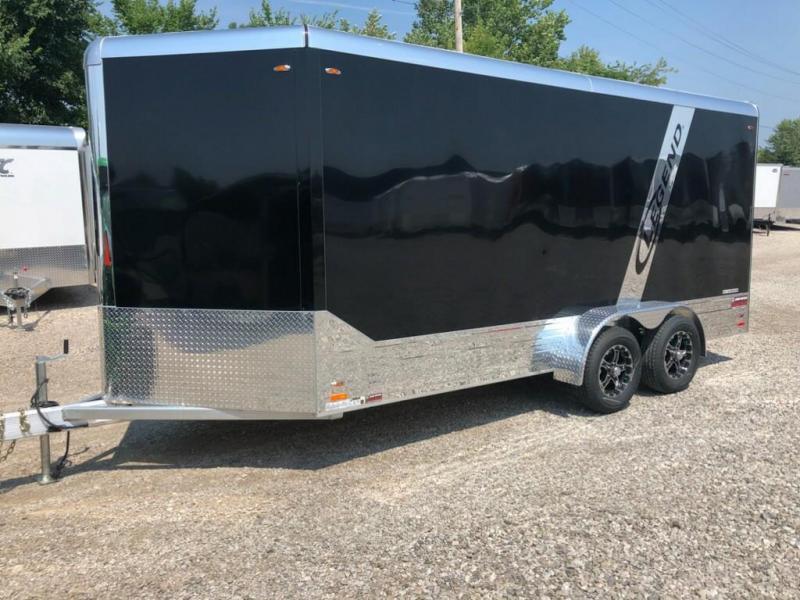 2019 Legend Manufacturing 7x19 DVN Enclosed Cargo Trailer... STOCK# 317272