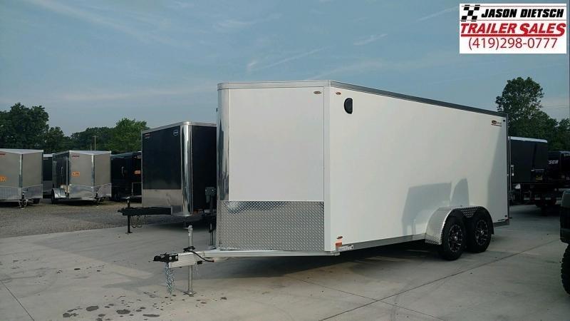 2018 Legend Manufacturing 7x19 FTV Enclosed Cargo Trailer... STOCK# 317399