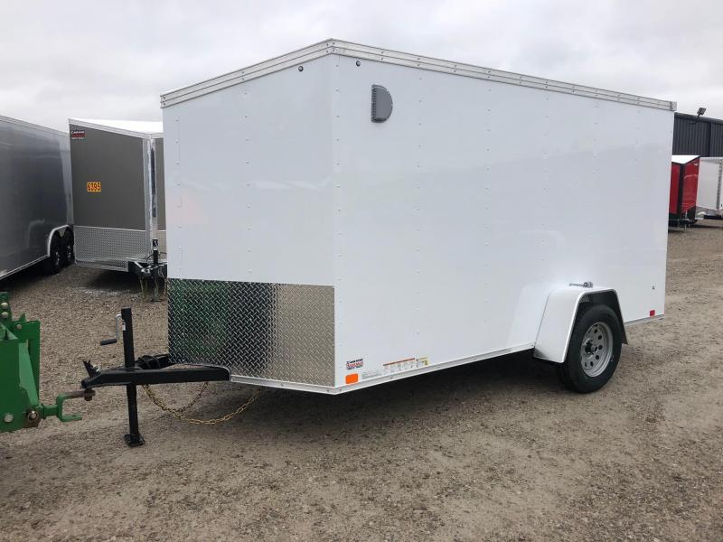 2019 United XLV 6X12 V-Nose Slant Enclosed Cargo Tr....Stock# UN-164828