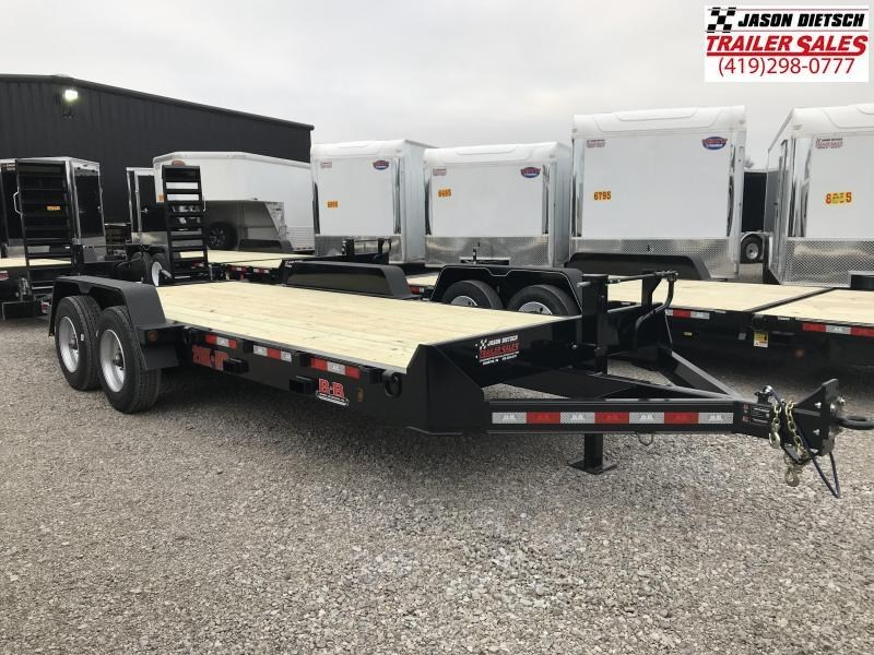 2019 Behnke 83X20 CHANNEL TRAILER 20K....STOCK# BB-047899