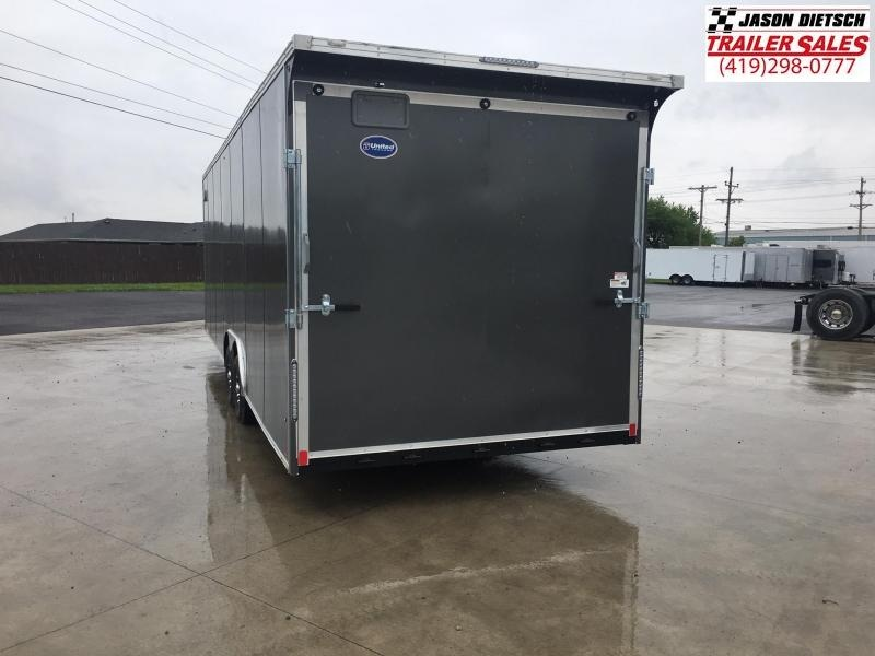 2020 UNITED XLT 8.5X28 EXTRA HEIGHT...UN-166516