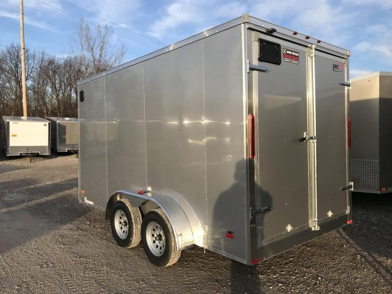 2019 RC Trailer 7x14 EXTRA HEIGHT....STOCK# RC-649850