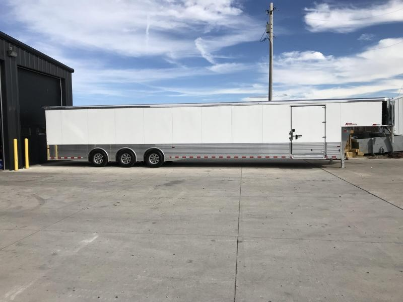2019 SUNDOWNER 8.5X48 ALL ALUMINUM ENCLOSED CAR TRAILER....STOCK#-SD-CA2904