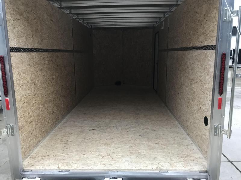 2019 Legend Manufacturing 7X18 TV Enclosed Cargo Trailer....STOCK# LG-1317333