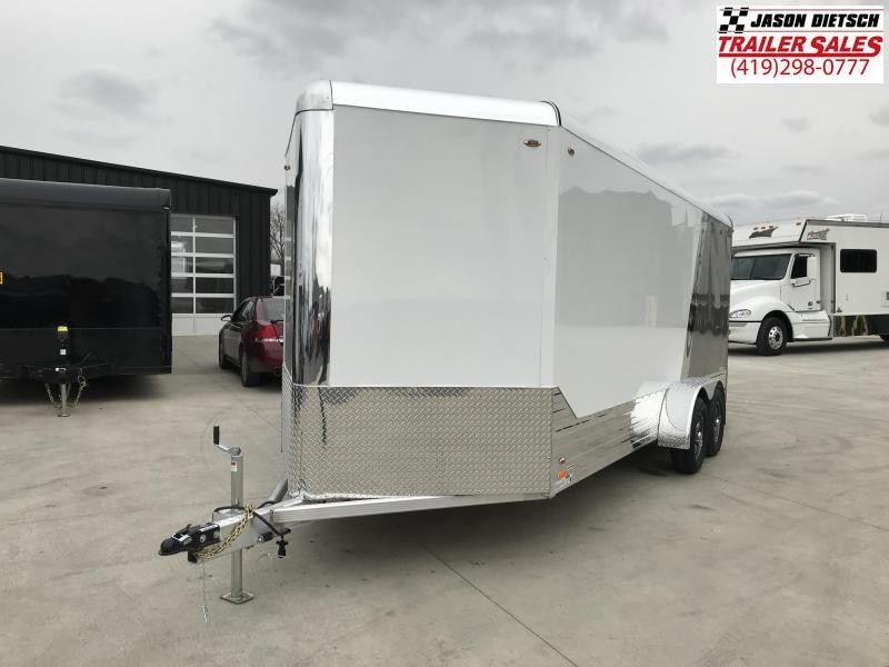 2019 Legend Manufacturing 7X21 DVN EXTRA HEIGHT Enclosed Cargo Trailer....STOCK LG-1317356