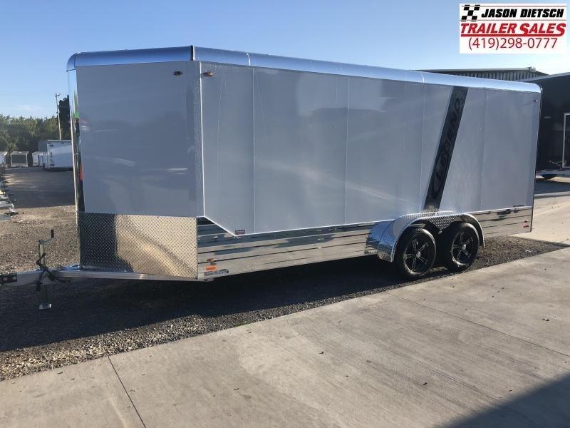2019 Legend Manufacturing 7X21 DVN Enclosed Cargo Trailer....STOCK LG-317327