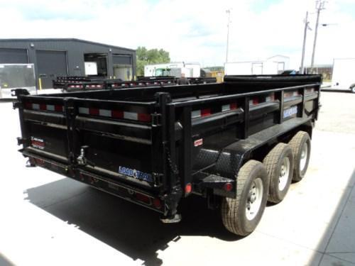 2017 Load Trail DT 83x16 Triple Axle Dump Trailer....Stock#LT-44422