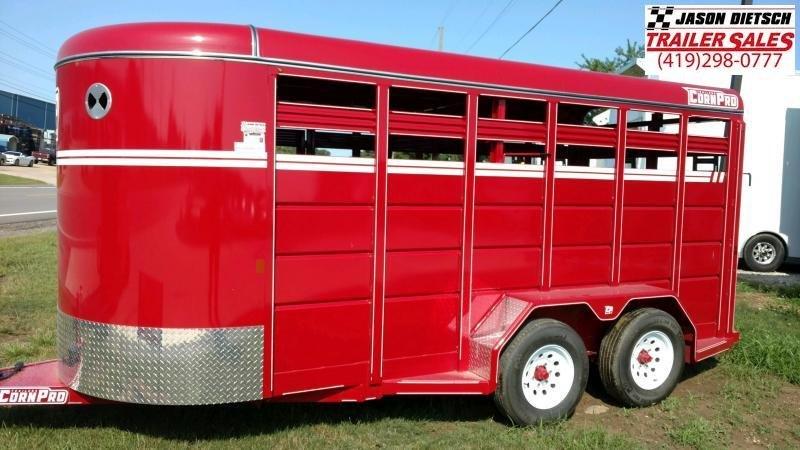 2019 livestock trailers