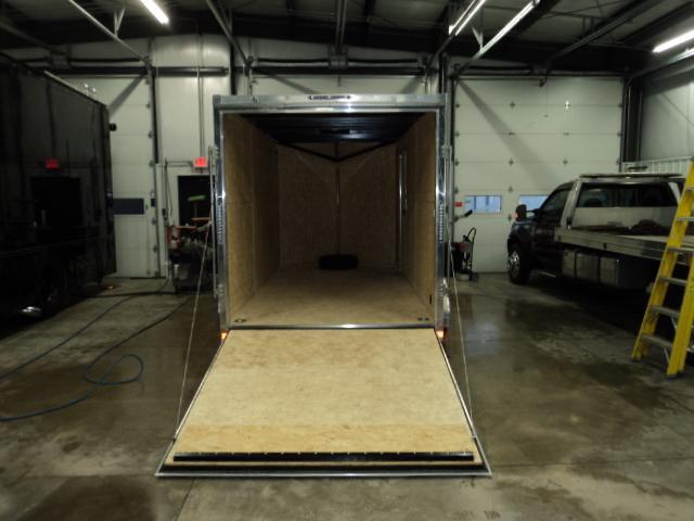 2018 Impact Trailers 7X14 Enclosed Cargo Trailer.... STOCK# IMP-000183
